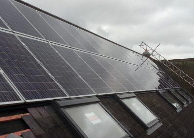 Commercial Solar Panel Installation – Green Street, Gillingham