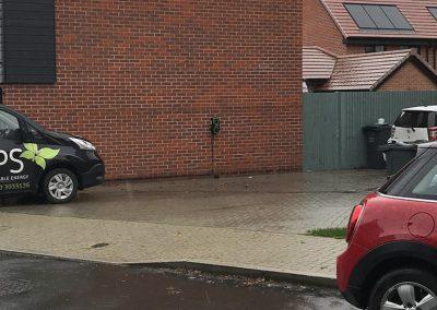 EV Charger Installation, Leybourne