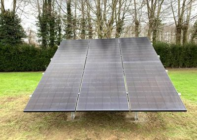 Solar Panel Installation, Yalding