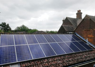 Solar PV with Enphase, Hawkhurst, Kent