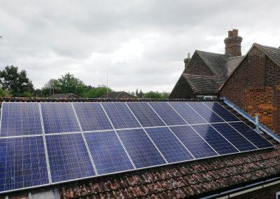Solar PV with Enphase, Hawkhurst, Kent