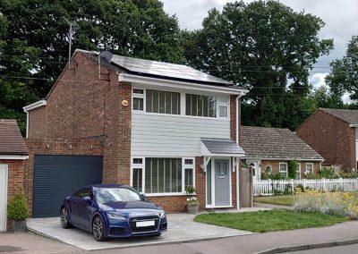Solar Panel Installation, Kingswood