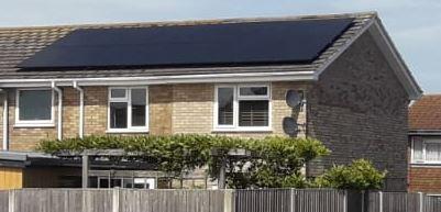 Solar Installation with Tesla Powerwall
