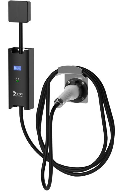 ohme electric vehicle charger unit maidstone