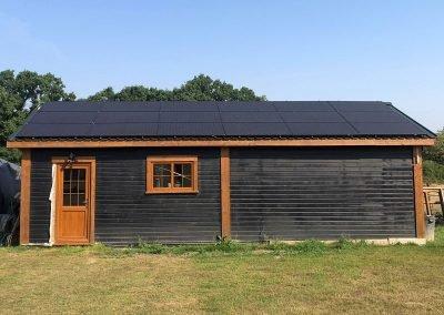 Crawley Solar Panel Installation