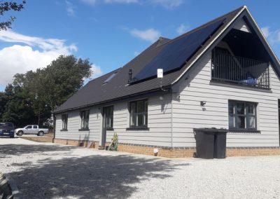 New build PV system in Lenham