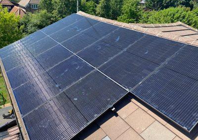 5.95kWp Solar PV System in Otford