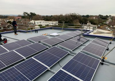 Solar PV Perfect for Flat Roofs