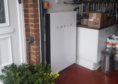 PV system with Powerwall II – Biggin Hill