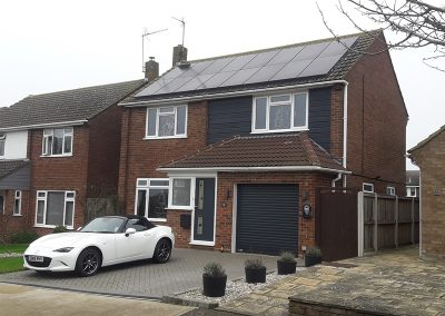 PV and Tesla Powerwall Install, Whitstable