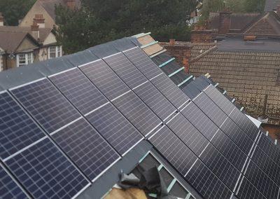 In-roof solar panel system Croydon