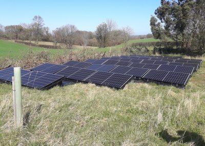 10kWp Groundmount – Ashford