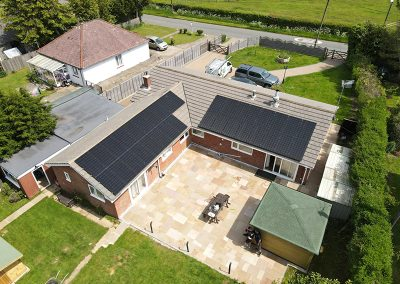 36 Solar Panel Install, Canterbury