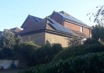 50 x Solar Panels Isle of Sheppey